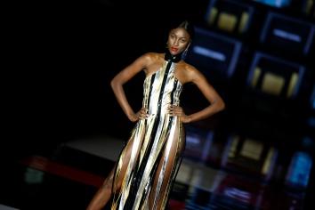 MBFWM 2018 Andres Sarda Fashion Show