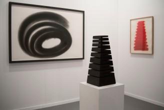 International Contemporary Art Fair, ARCO 2018 at Ifema, Feria de Madrid in Madrid on February 22, 2018. (© Ana Cian / MARINA PRESS)
